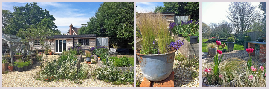 A contemporary & child friendly Victorian cottage standing in 3/4 acre of private gardens.
